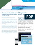 Virtel Web Modernization