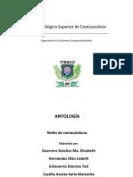 Antología Redes