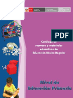 MATERIALES Y RECURSOS EDUCATIVOS DE EDUCACION PRIMARIA