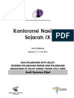 Sejarah Pelabuhan Merak Dan Pelabuhan