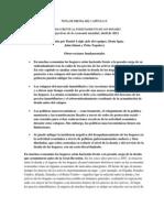 Medidas Frente Al Endeudamiento de Los Hogares Fmi