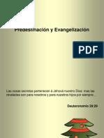 Congreso Yungay  2012 - Anexo 02  predestinación y evangelización