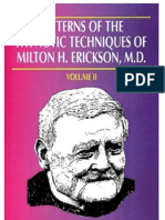 Patterns of the Hypnotic Techniques of Milton H Erickson Vol II