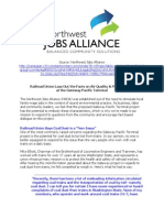 Coal Dust - NW Jobs Alliance