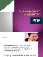 Pain Managment