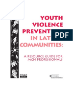 Youth Violence Prevention in Latino Communities