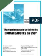 Cartel Segundas Jornadas ASSSEM y LigaSFC