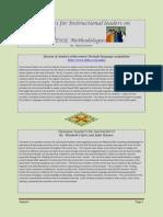Resources for ESOL Methodologies