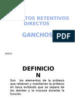 GANCHOS