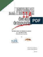 abril11a10años.-Informe