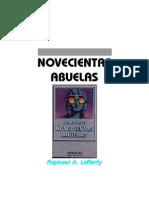 Lafferty Raphael a - Novecientas Abuelas