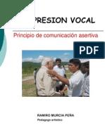 Manual Expresion Vocal