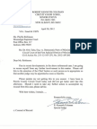 MS 2012-04-20 Taitz v. Democratic Party. Coleman recuses