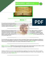 Puntos Sobresalientes de Biblia - Amos 1 a 9