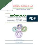 Taller Del Modulo Cinco Bioquimica General y Aplicada a La