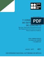 7 Manual de Diseño y Construcción de Estructuras de Concreto