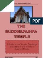 a Temple Leaflet.