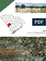 Aiken Landfill Park by Glenn Parker