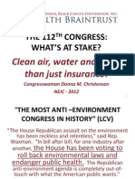The 112th Congress