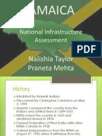Jamaica Infrastructure Analysis