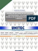 CASO DE ESTUDIO ENTREGA FINAL, Teorías y modelos de aprendizaje