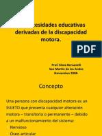 11_Las Necesidades Educativas Derivadas de La Discap_motora