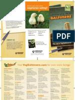Vegetarian Guide to Baltimore