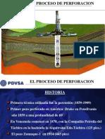 EL PROCESO DE PERFORACIÓN