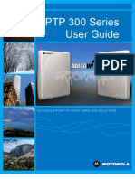 Motorola PTP 300 Series User Guide