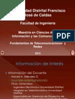 Fundamentos de Telecomunicaciones y Redes 1