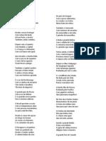 O nosso mundo - poema do Francisco Lopes - 4º ano