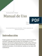 Manual de Uso Aircheck