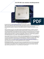 AMD Phenom II X4 970 BE com núcleos desbloqueáveis