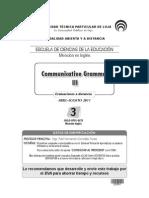 Communicative Grammar 3