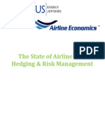 The State of Airline Fuel Hedging & Risk Management