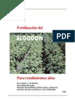 Fertilizacion Del Algodon