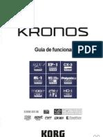 KRONOS GUIA FUNCION ESPAÑOL