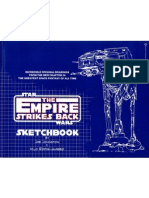The Empire Strikes Back Sketch Book
