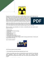 Dampak Radioaktif