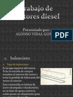 Balancines Motores Diesel