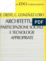 Arquitettura Partecipazione Sociale e Tecnologie Appropriate