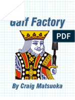 The Gaff Factory preview