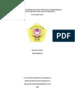 Format Pengkajian Keperawatan Komunitas