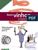 Bons Vinhos a Baixo Preco Decoproteste