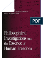 Schelling +Philosophical+Investigations+Into+the+Essence+of+Human+Freedom