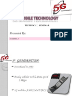 5g Technology Ppt