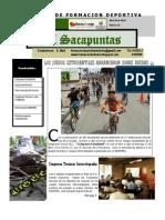 SACAPUNTAS 16 EDICION