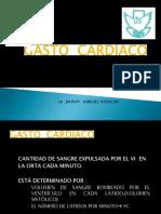 GASTO CARDIACO SOPEMIENF