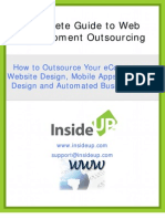 Web Development Outsourcing - Inside UP