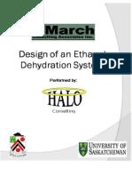 Ethanol Dehydration Plant